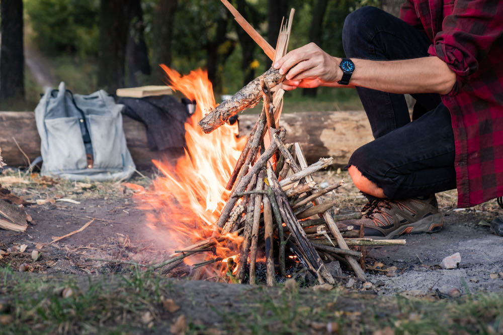 【T-Space Online Workshop】Outdoor Survival & Self-Protection