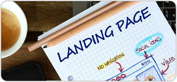 6 Tips for Effective  Landing Pages